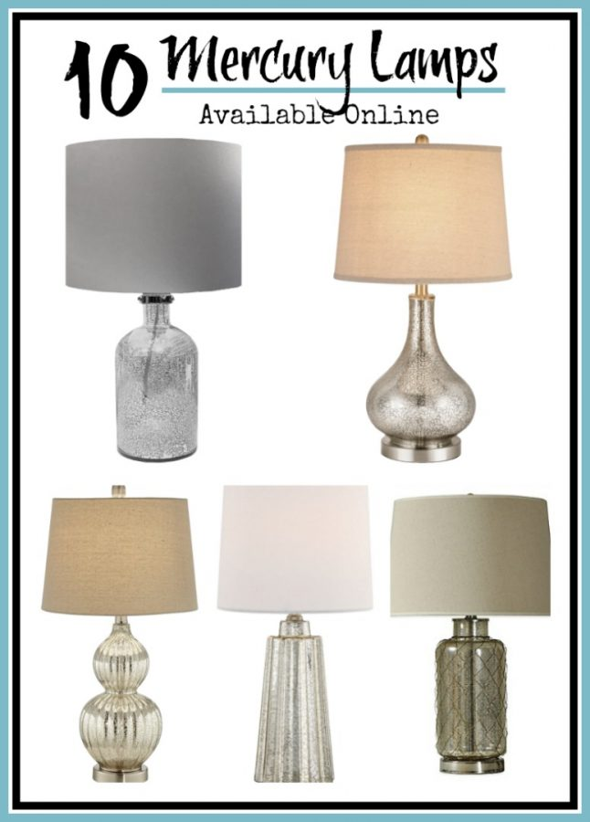 10-beautiful-mercury-lamps | Shopping-Guide | The Everyday Home | www.everydayhomeblog.com