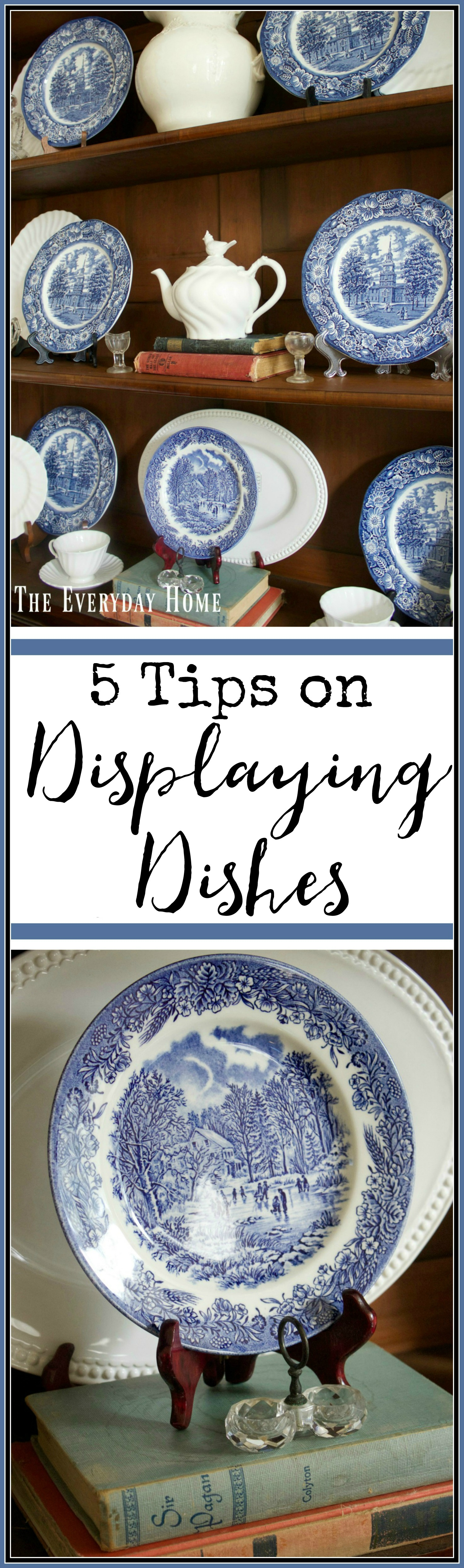 5-tips-on-how-to-style-dishes | The Everyday Home | www.everydayhomeblog.com