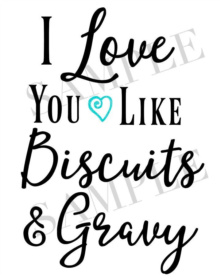 free-biscuits-gravy-printable | The Everyday Home | www.everydayhomeblog.com