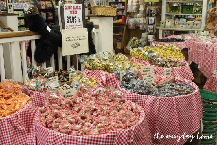 mast-general-store-candy | The Everyday Home | www.everydayhomeblog.com