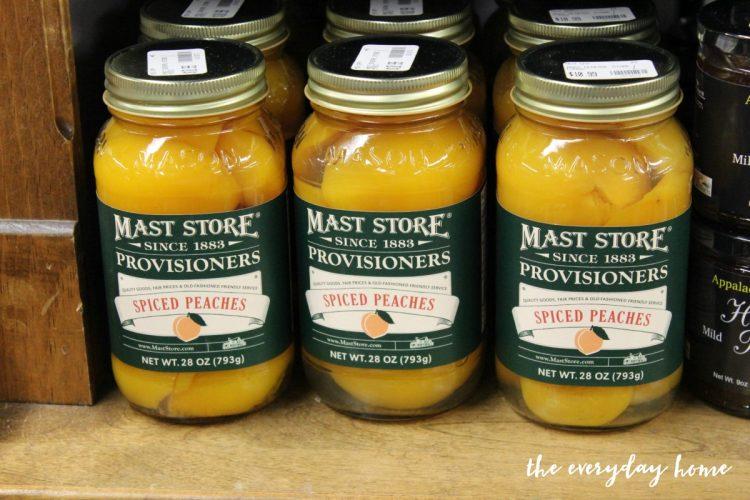 mast-general-store-preserves | The Everyday Home | www.everydayhomeblog.com