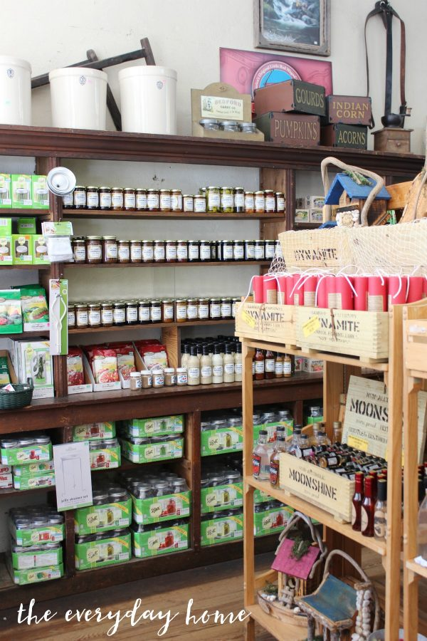 old-hardware-store-jams-and-jellies | The Everyday Home | www.everydayhomeblog.com