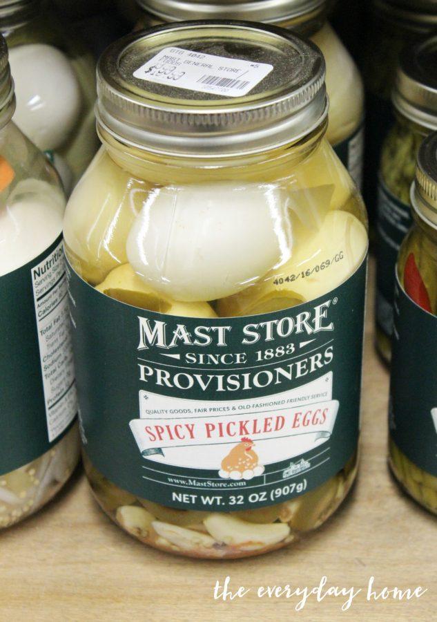 spicy-pickled-eggs | The Everyday Home | www.everydayhomeblog.com