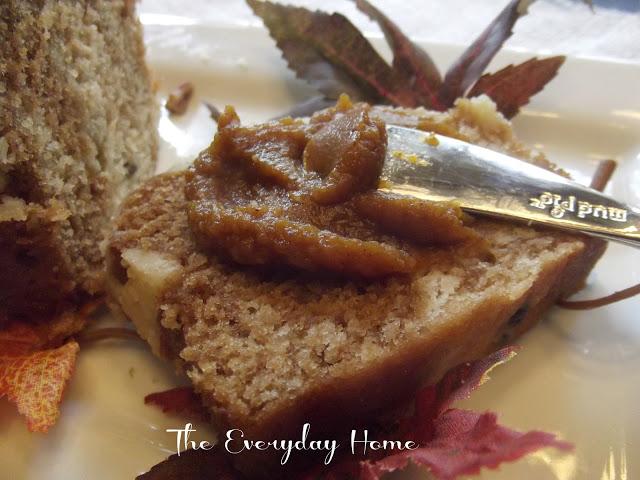 Easy-Crockpot-Pumpkin-Butter | The Everyday Home| www.everydayhomeblog.com