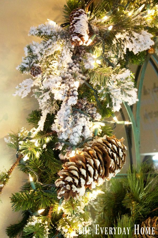 frosty-winter-foyer-snow-covered-pinecones