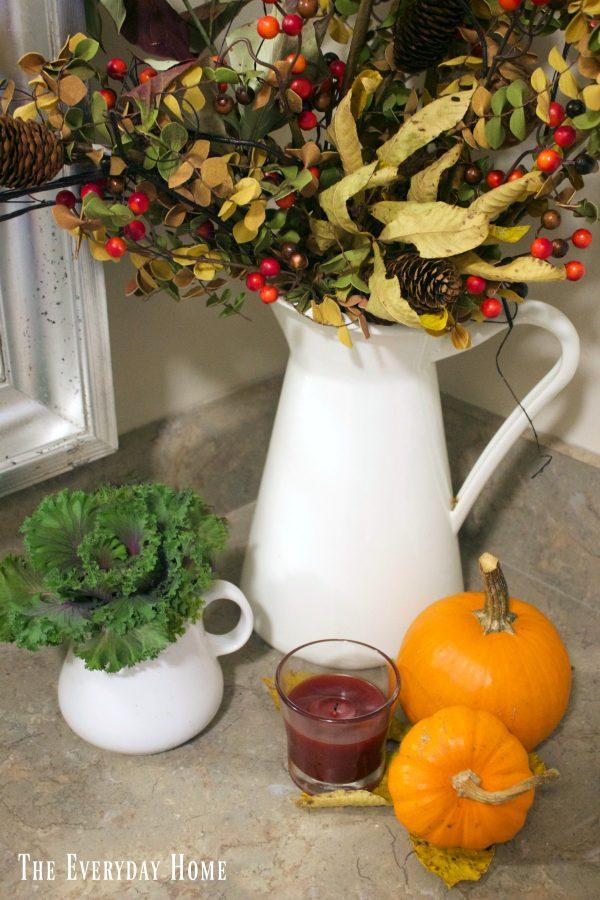 pumpkins-for-fall | The Everyday Home | www.everydayhomeblog.com