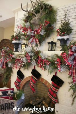 Christmas Dining Room Look Back