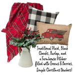 25 Must-Have Christmas Pillow Covers Under $10