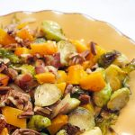 Easy Roasted Brussel Sprouts and Butternut Squash Recipe