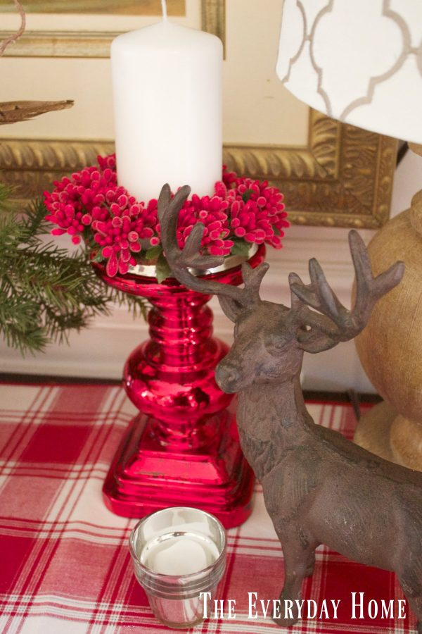 dining-room-buffet-for-christmas-mercury-candlestick