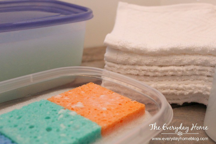 20 Homemade Cleaners That Are Safe and Toxic-Free | The Everyday Home | www.everydayhomeblog.com