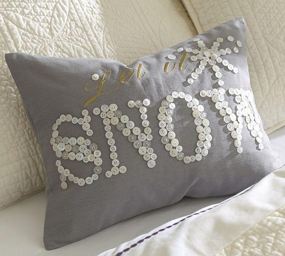Adding Winter Decor to Your Home After Christmas | The Everyday Home | www.everydayhomeblog.com