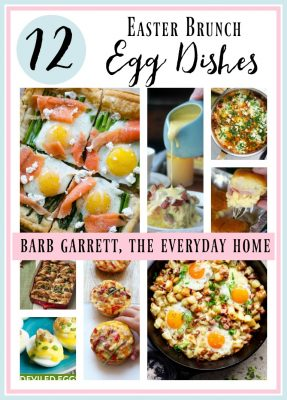 10 Excellent Egg Dishes for Easter Brunch