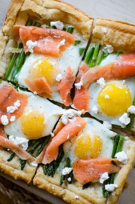 Excellent Egg Dishes for Spring!