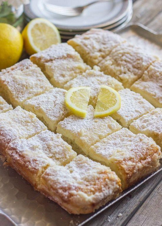 Lemon Cream Cheese Coffee Cake | The Everyday Home | www.everydayhomeblog.com