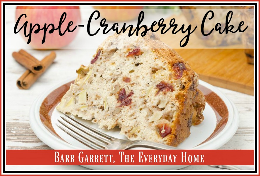 The Perfect Apple Cake Recipe The Everyday Home
