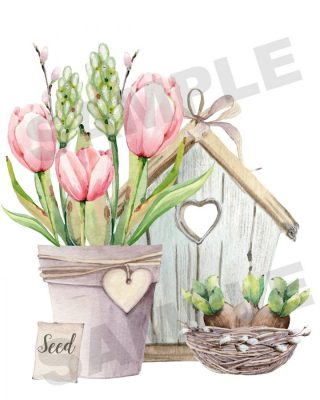 Three FREE Spring Printables