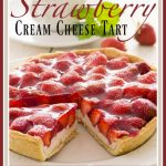 Easy Strawberry Cream Cheese Tart Recipe