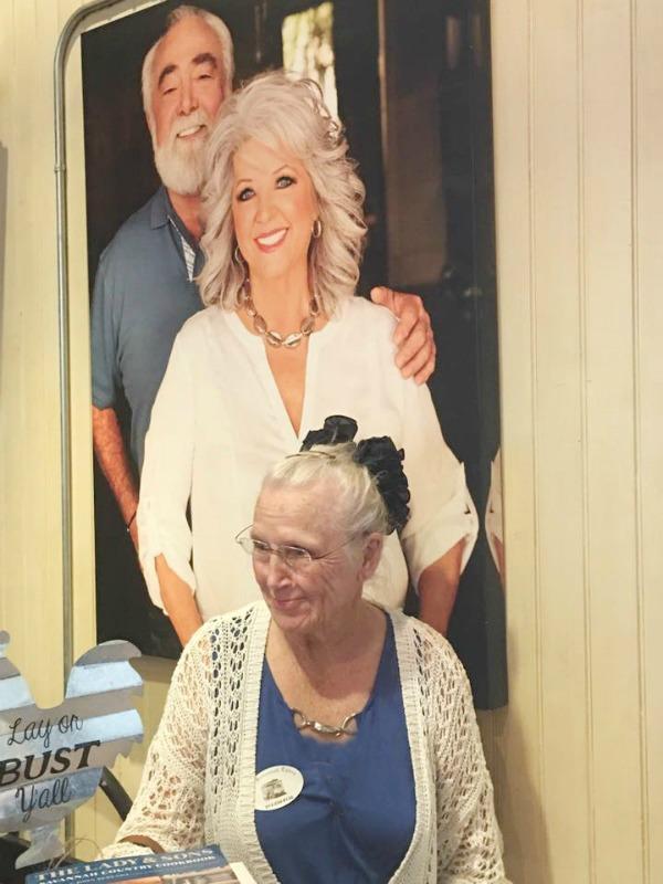 Tour of Historic Savannah with Paula Deen | The Everyday Home | www.everydayhomeblog.com