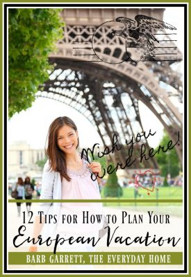 12 Tips for How to Plan Your Adventure to Europe