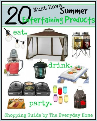 Easy Breezy Summer Entertaining Ideas