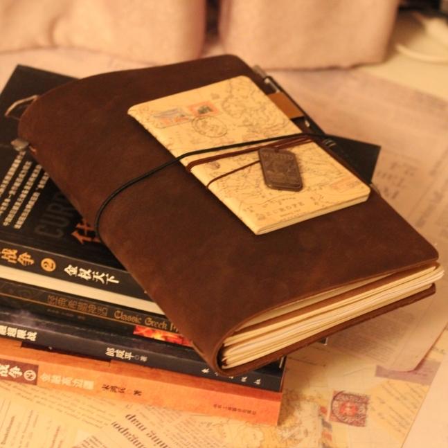 How to Create a Back-Up Travel Notebook | The Everyday Home | www.everydayhomeblog.com