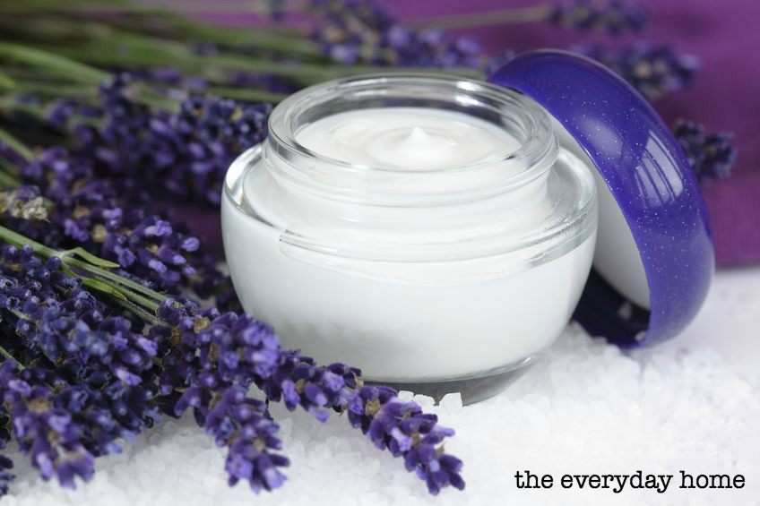 Homemade Lavender-Infused Deodorant | The Everyday Home