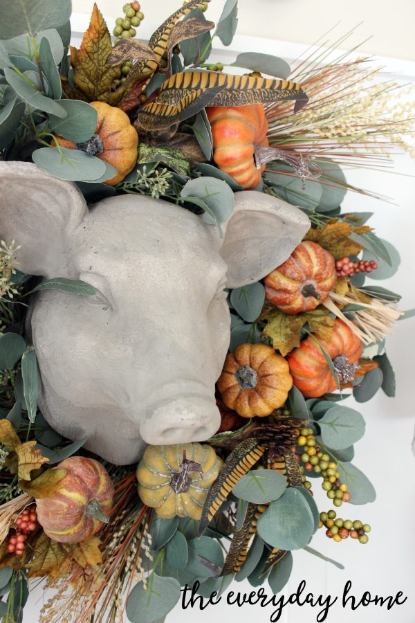 My Favorite Things for Fall - Wreaths | The Everyday Home