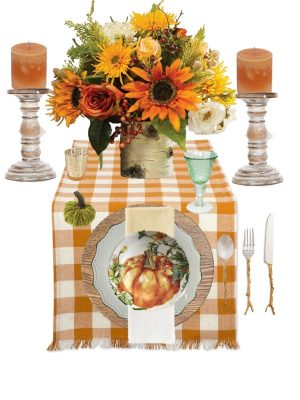 Five Elements of a Fall Tablescape