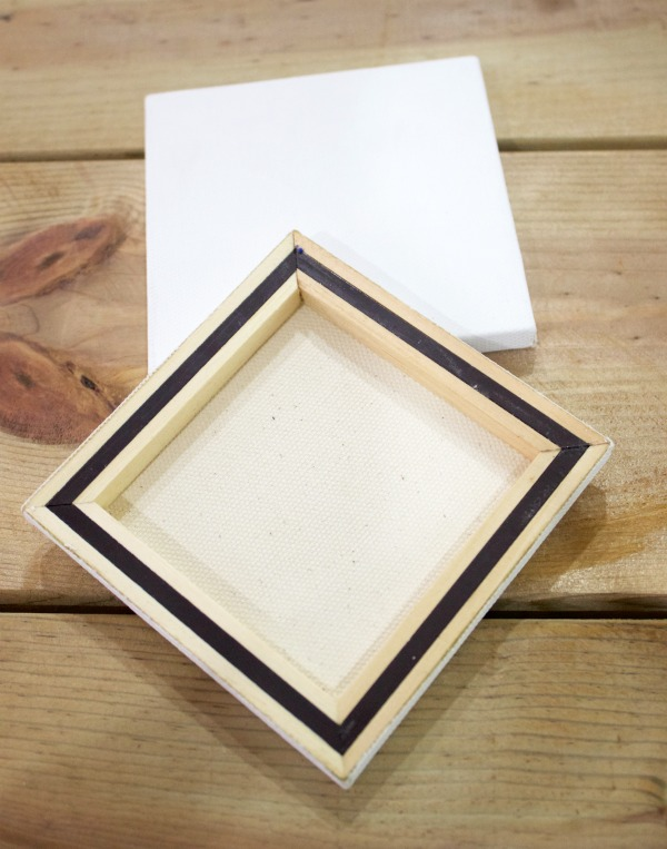 Mini 4x4 Canvases | The Everyday Home