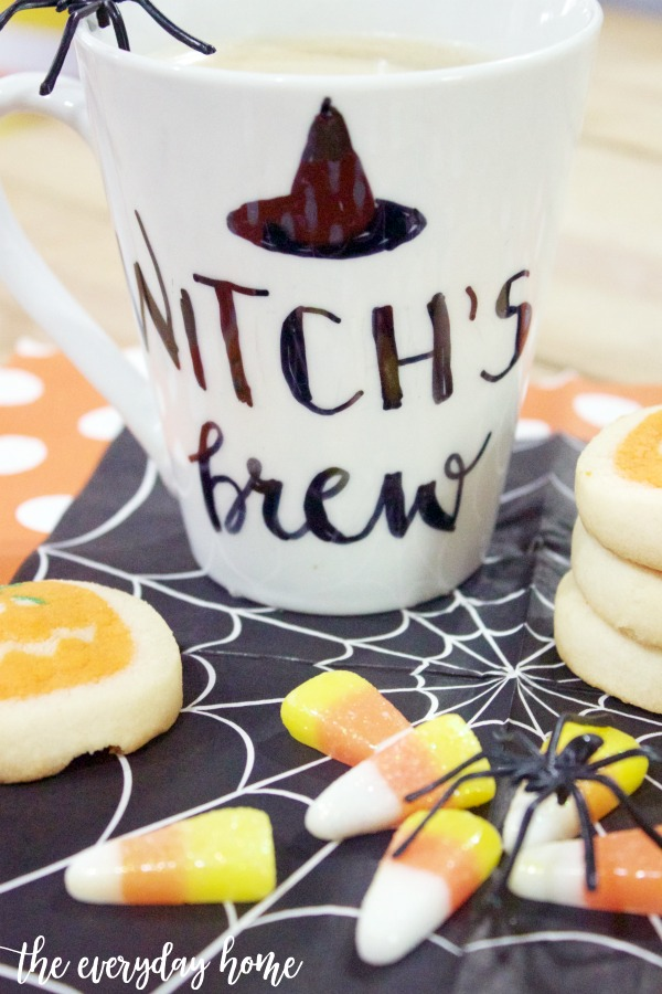 Make Your Own DIY Witch's Brew Cup | The Everyday Home
