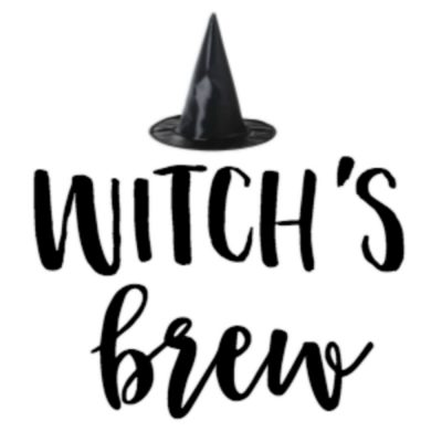 Witch's Brew Printable | The Everyday Home