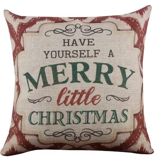 20 Super Affordable Christmas Pillow Covers | The Everyday Home