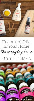 EO in Your Home | the everyday home