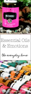 Essential Oils & Emotion | the everyday home