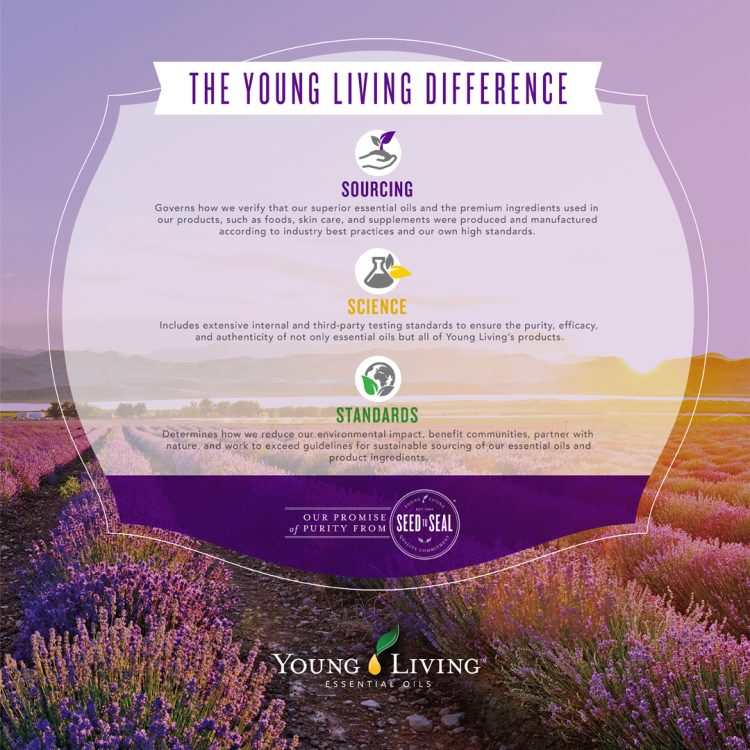 The Young Living Difference | the everyday home